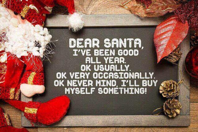 Blackboard with a Christmas Funny text in a conceptual image.jpeg